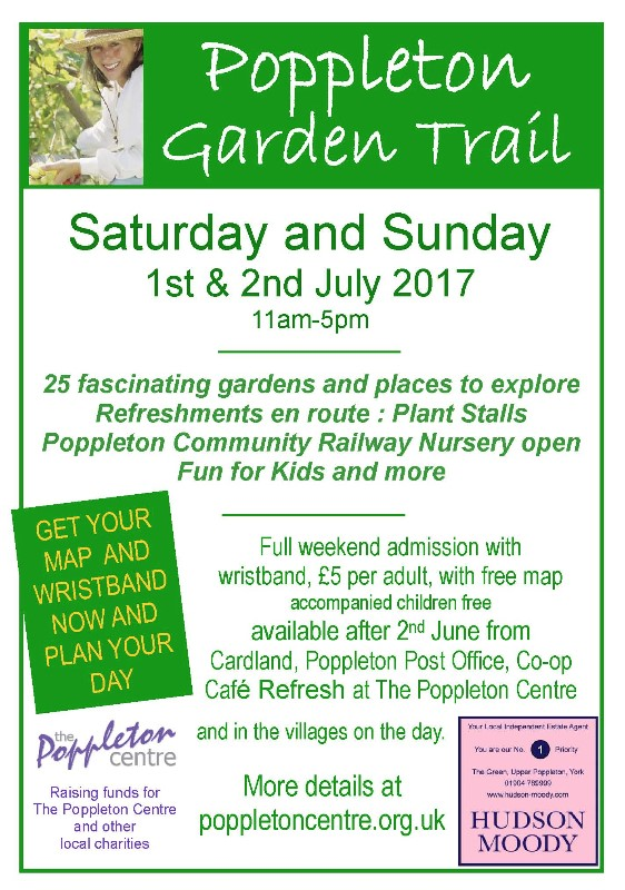 Poppleton Garden Trail