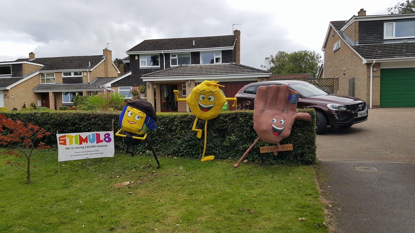 Popppleton's Second Scarecrow Trail Update