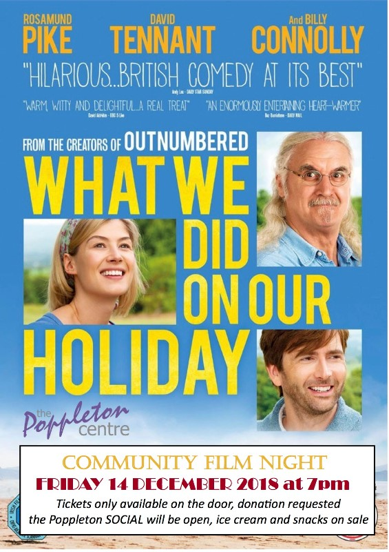 Community Film Nights