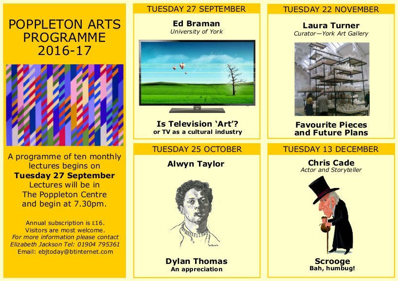 Poppleton Arts